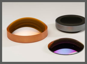 Sphere precision optic coating, spherical optic manufacturing