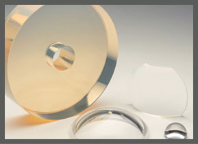 custom optical components, optic lens capabilities