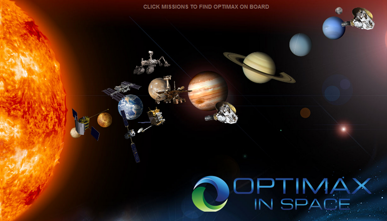 optimax in space