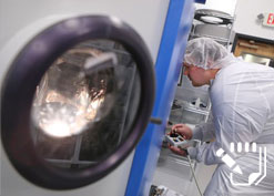 Innovative Optics Manufacturing