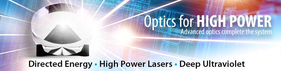 Optimax High Power Lenses