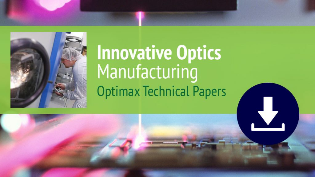 Innovative optics manufacturing technical papers