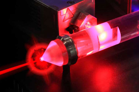Precision optics for lasers