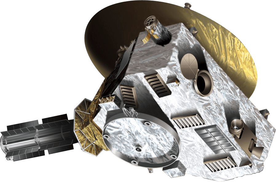 new horizons satellite