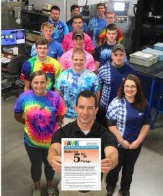 Optimax culture and community, 5% pledge, tie dye