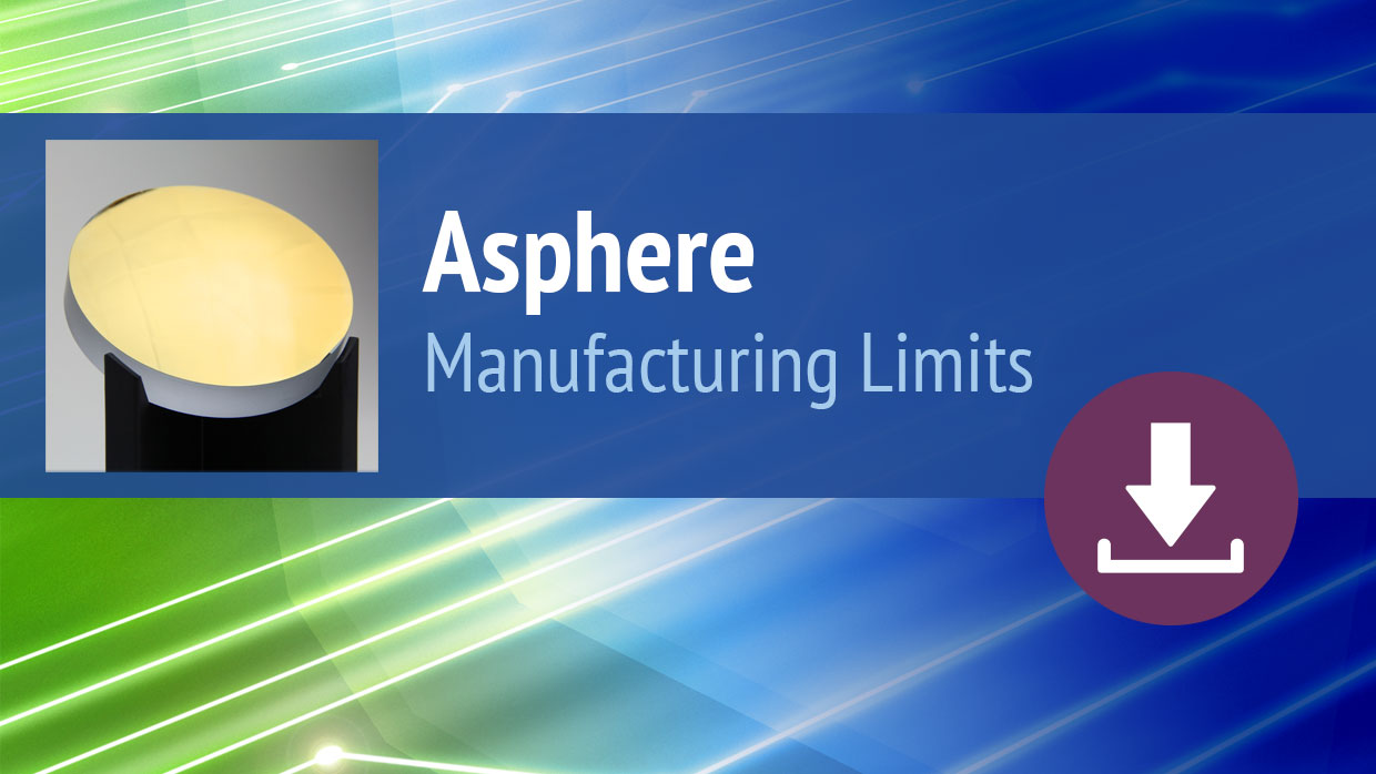 Asphere Manufacturing Limits