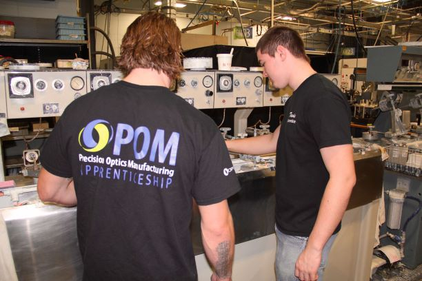 POM Apprentice program