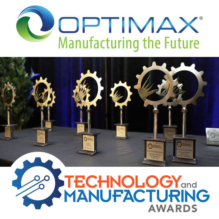 Technology and Manufacturing awards Optimax