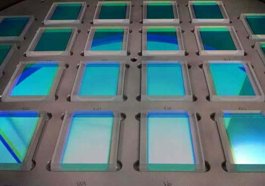 Thin film optical coating