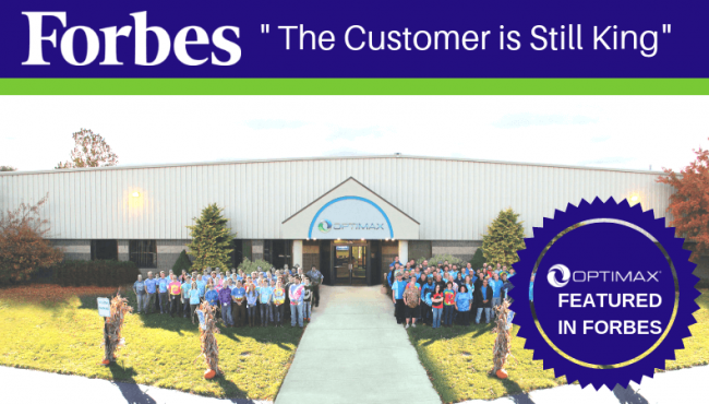 The customer is king motto - Forbes