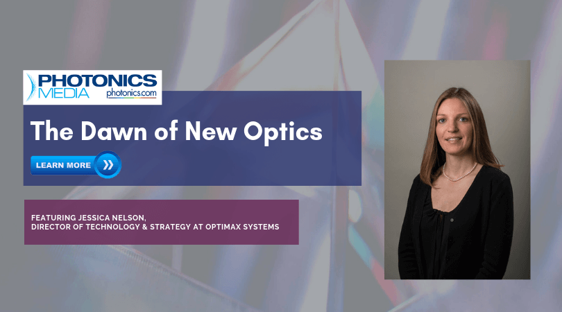 Jessica Nelson the dawn of new optics