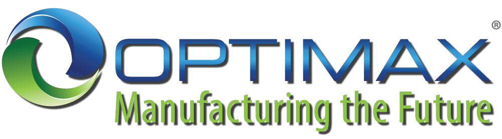 Optimax manufacturing the future logo