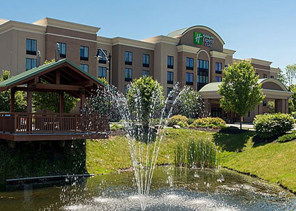 Holiday Inn Express Webster NY