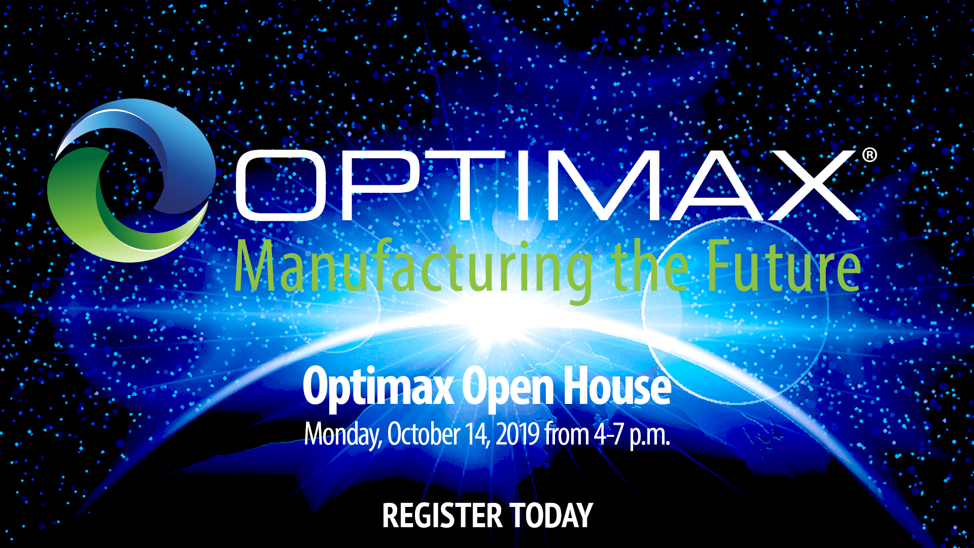 Optimax 2019 open house icon