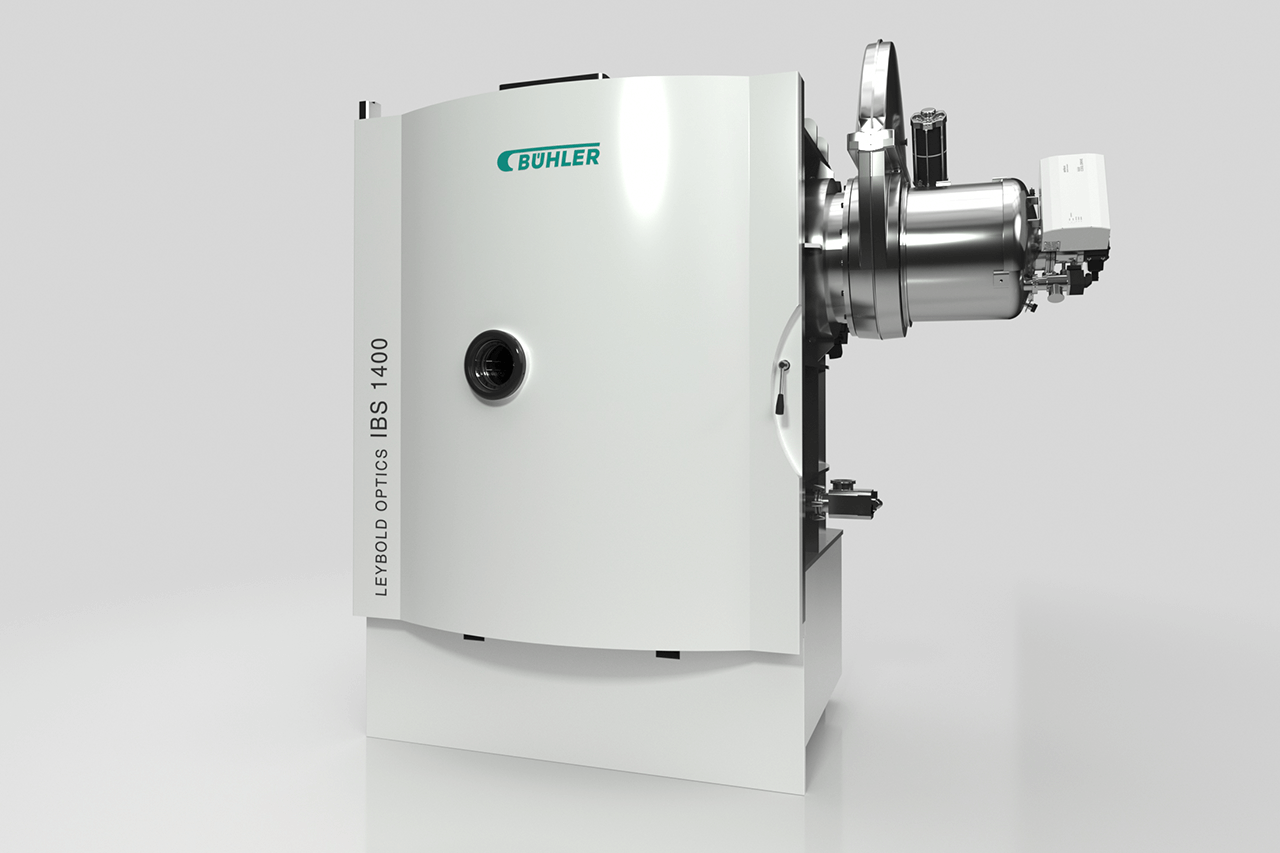 IBS coating chamber