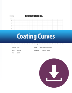 Coating curve download