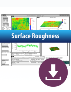 Surface roughness download