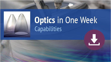 Optics One Week