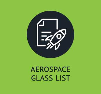 Aerospace Glass List