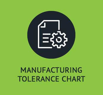 Manufacturing Tolerance Chart