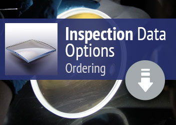 Inspection Data Options