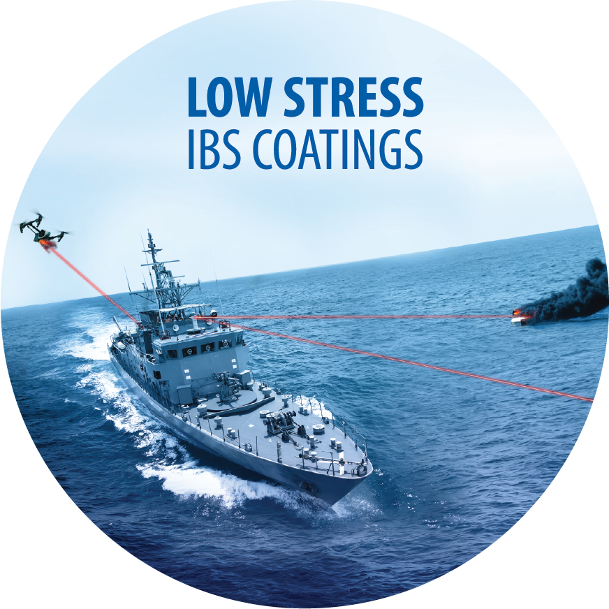 Low Stree IBS Coatings