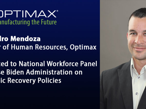 Alejandro Mendoza Appointed to National Workforce Panel to Advise Biden Administration on Economic Recovery Policies